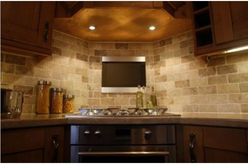 Recessed lighting kitchen_RenoQuotes.com