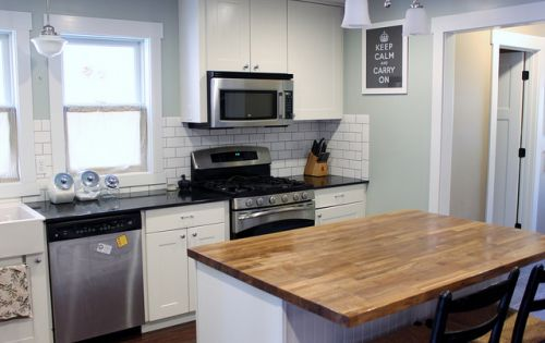 Affordable kitchen renovation projects