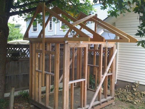 Shed structure_RenoQuotes.com