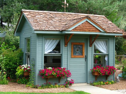Backyard shed_RenoQuotes.com