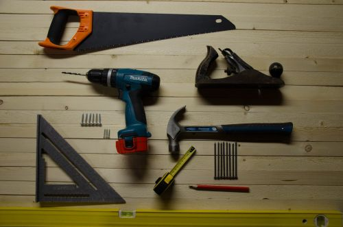 home renovation tools