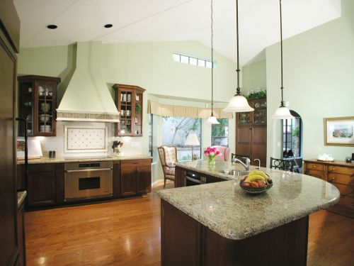 L-shaped kitchen island_RenoQuotes