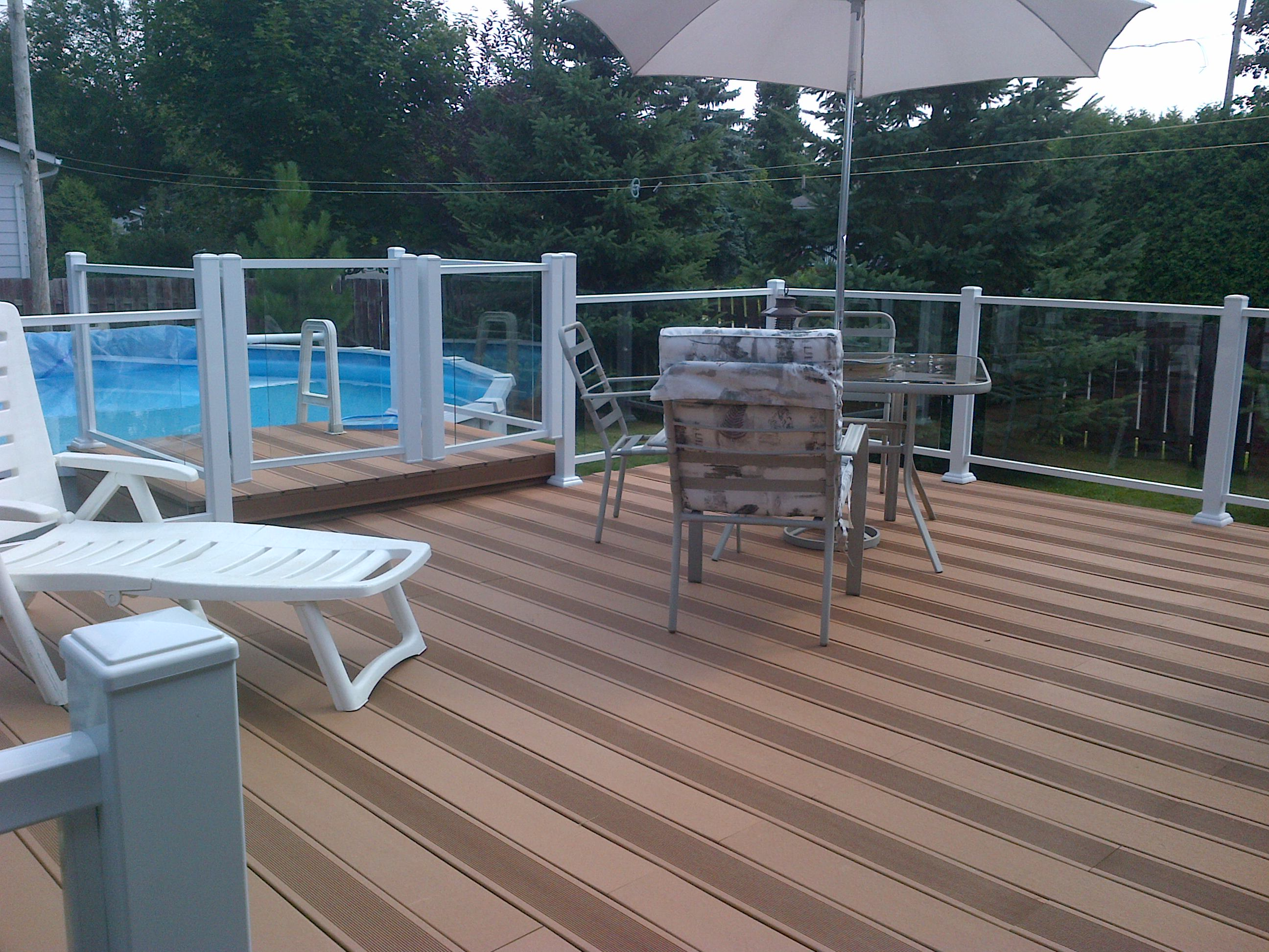 Get 3 quotes for your deck or balcony renovation quotes for Balcony renovation